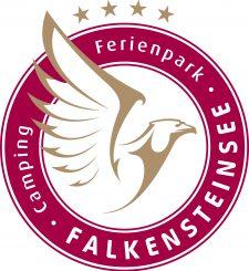 Falkensteinsee Logo Rund
